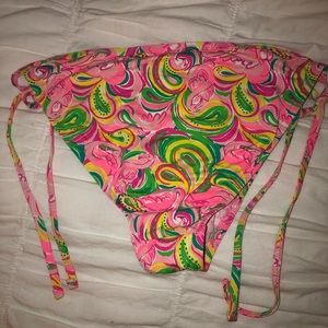 LILLY PULITZER bathing suit bottoms